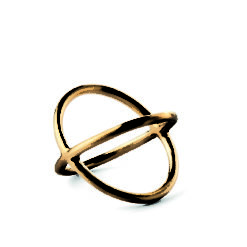 Crossed Ring