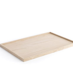 The Oak Men -  Square Tray Large Oak