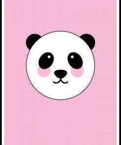 JOY Plakat Panda 50 x 70