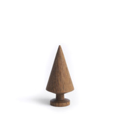 The Oak Men -  Small Tree - Solid, dark oak