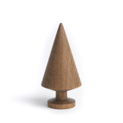 The Oak Men -  Large Tree - Solid, dark oak