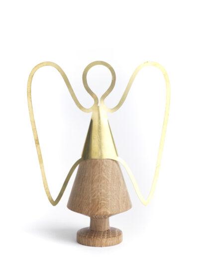 The Oak Men - Kirsten - Angel, brass, oak