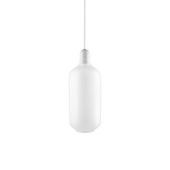Normann CPH Amp Lamp White/White large