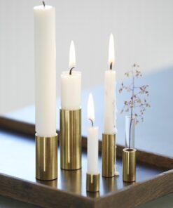 The Oak Men - Pimp Kit for Candle Tray de luxe - Brass