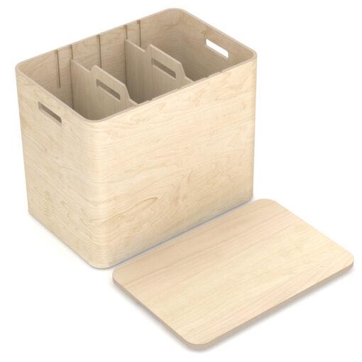 Ecosomol furniture - Bjørk
