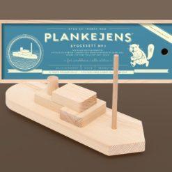 Plankebåt - Plankejens
