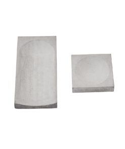 Concrete Trays 2 pieces - Kristina Dam Studio