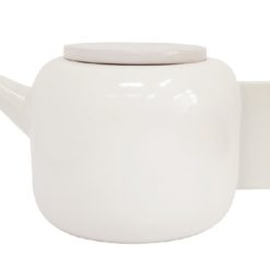 Tab Teapot white - Zakkia