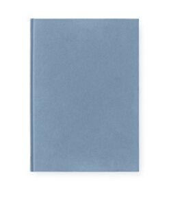 Normann CPH Notebook Velour large powder blue