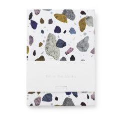 Normann CPH Notebook small space stone light