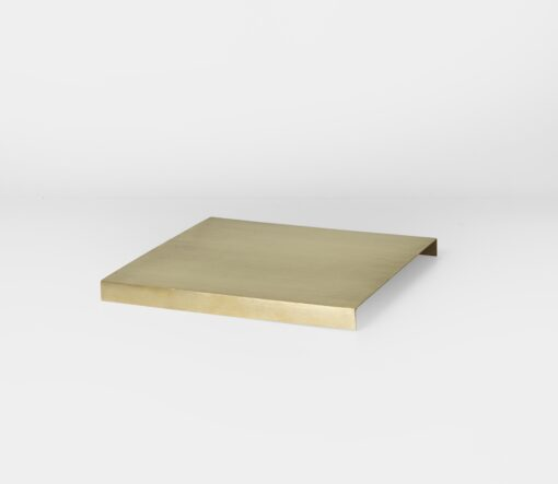 Tray for Plant Box - Brass ferm LIVING