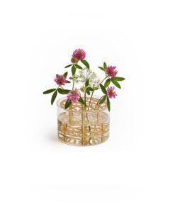 Klong - Äng vase messing small