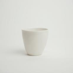 Espressocup White - Kajsa Cramer