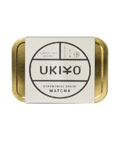 Matcha - Ceremonial grade 30 g UKIYO
