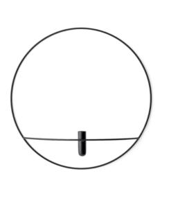 Menu POV Circle L, Vase Black