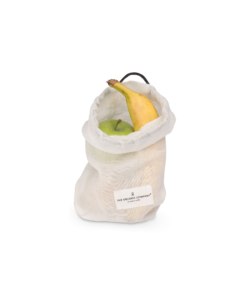 Food Bag White small - The Organic Company