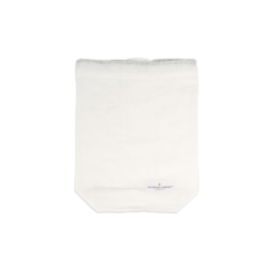Food Bag White medium - The Organic Company