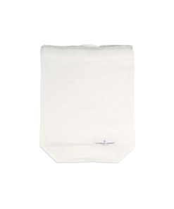 Food Bag White medium - The Organic Company