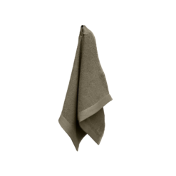 Everyday Hand Towel Clay - The Organic Company