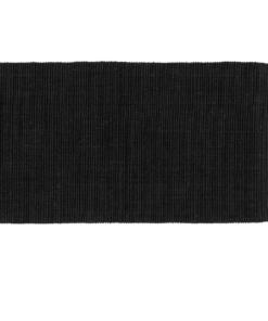 Doormat Fiona Black 90x60 - Dixie