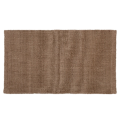 Doormat Fiona nature grey 90x60 - Dixie