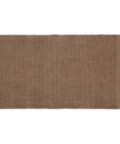 Doormat Fiona nature grey 90x60 - Dixie