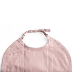 Long Bib Pale Rose - The Organic Company