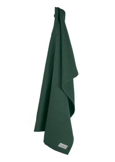 Kitchen Towel Dark green - The Organic Company