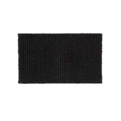 Doormat PP black - Dixie