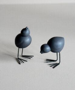 Easter Bird 2-set svart - DBKD
