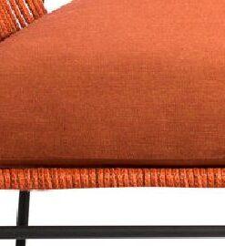 Puter Sandur Club Chair Cayenne - Oasiq