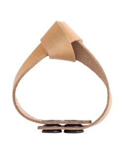 Big Knot Bracelet Nature  - Eduards Accessories