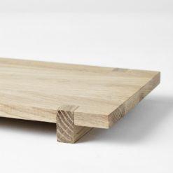 Japanese Wood Board large - Kristina Dam Studio