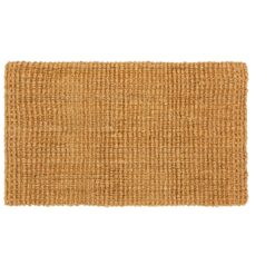 Doormat Jute Oat yellow 90x60 cm - Dixie