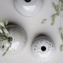 Bulb Vase stone large - DBKD